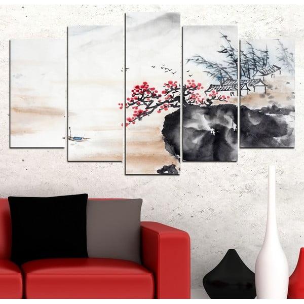 Vícedílný obraz Insigne Rensieto, 102x60cm