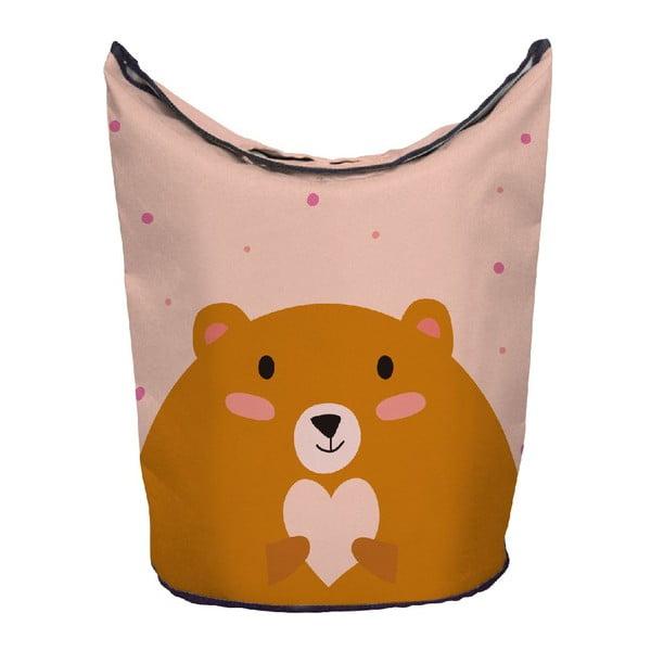 Koš na prádlo Lovely Bear