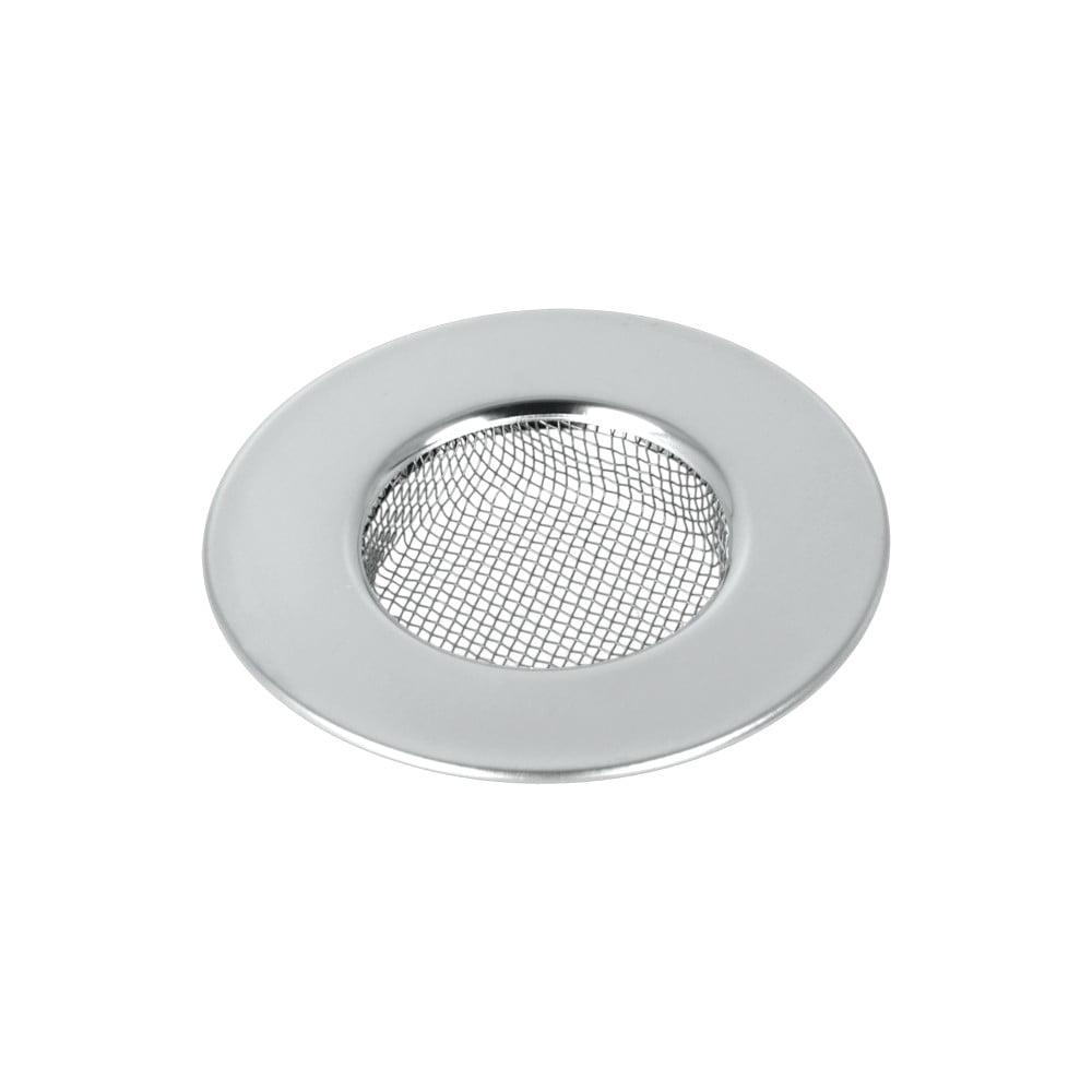 Sítko do dřezu z nerezové oceli Metaltex, ø 7,5 cm