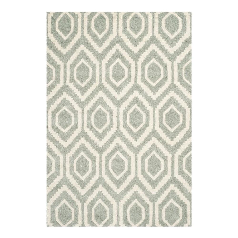 Vlněný koberec Safavieh Essex, 152 x 243 cm