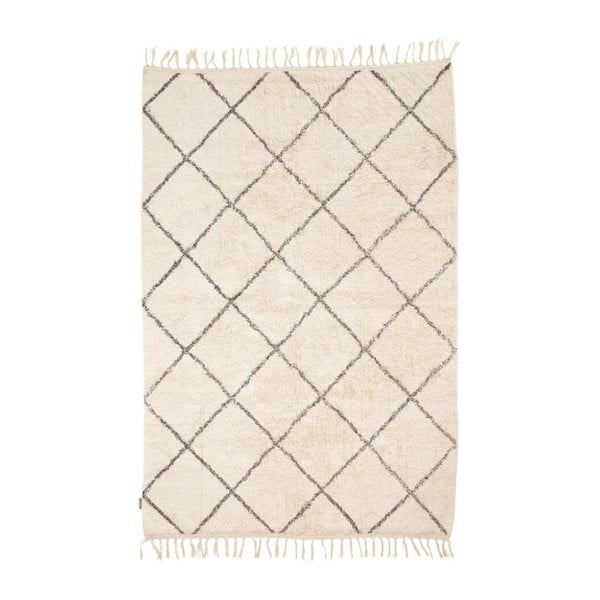 Bavlněný koberec Hübsch Morgan, 120x180cm