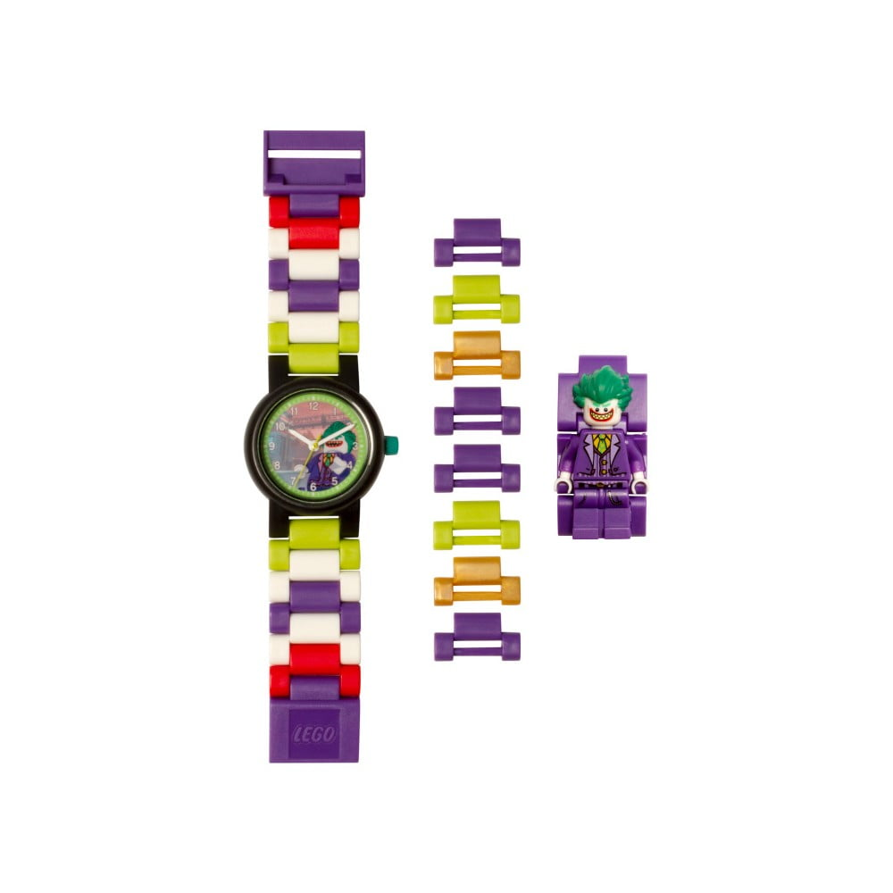 Hodinky s figurkou LEGO® Batman Movie Joker
