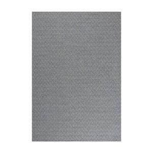 Vlněný koberec Charles Indigo, 140x200 cm