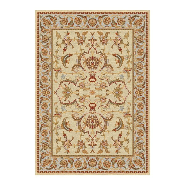 Béžový koberec Universal Khalil Beige, 133x190cm