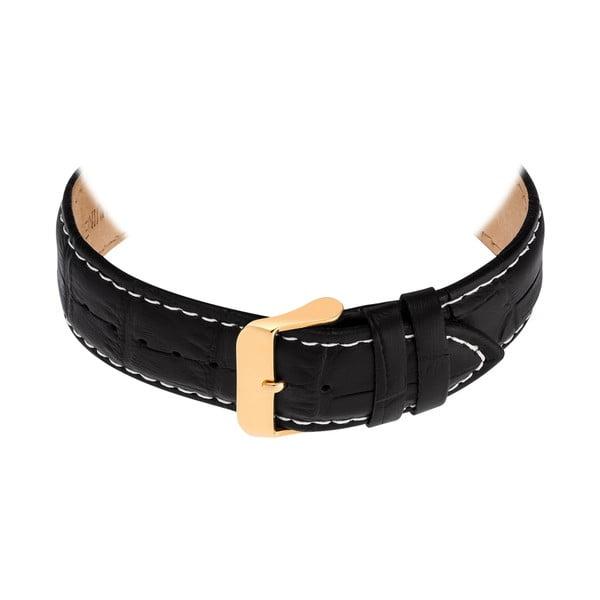 Pánské hodinky Rhodenwald&Söhne Eastwood Black/Gold