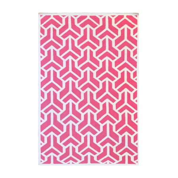 Vlněný koberec Kilim No. 169, 160x240 cm
