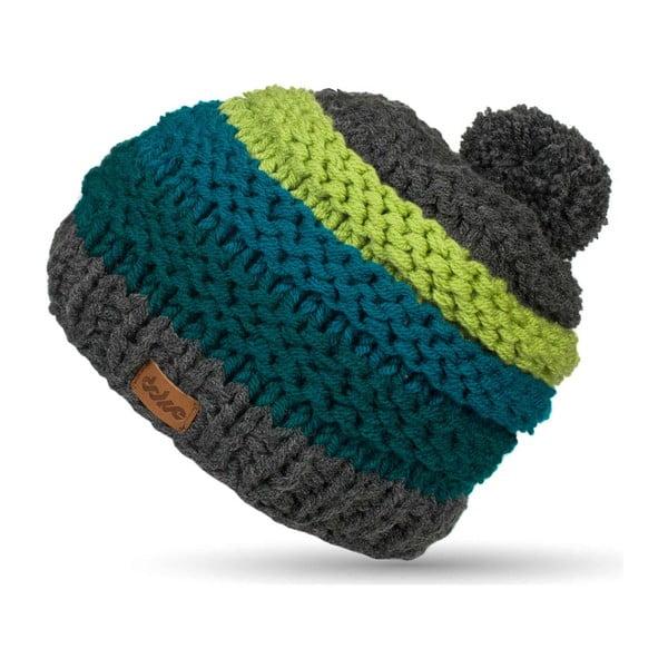 Ručně pletená čepice DOKE Jade
