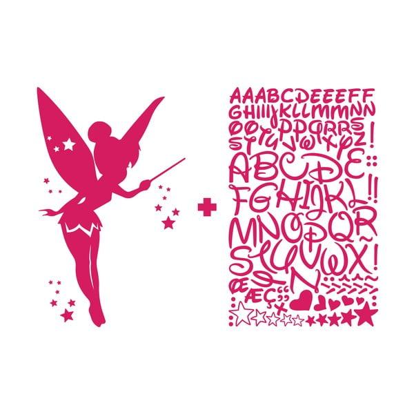Samolepící sada s písmeny Ambiance Fairy