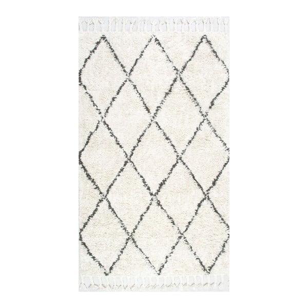 Vlněný koberec Zigio Natural, 120x183 cm