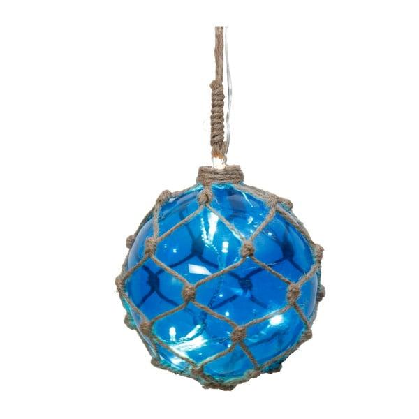Svítící dekorace Noah Blue, 12 cm