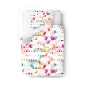 Povlečení Pink Origami, 140x200 cm