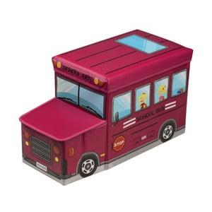 Dětský box Premier Housewares School Bus