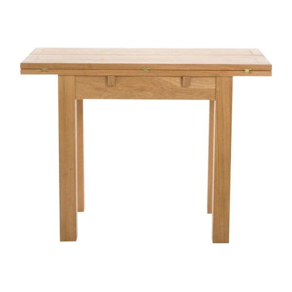 Rozkładany stół z blatem z drewna dębowego Actona Kenley
