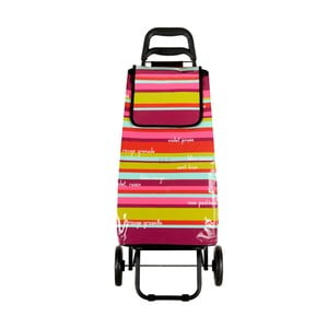 Nákupní taška Bayadère Prune, multicolored