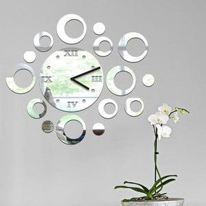 Zrcadlové hodiny Circles