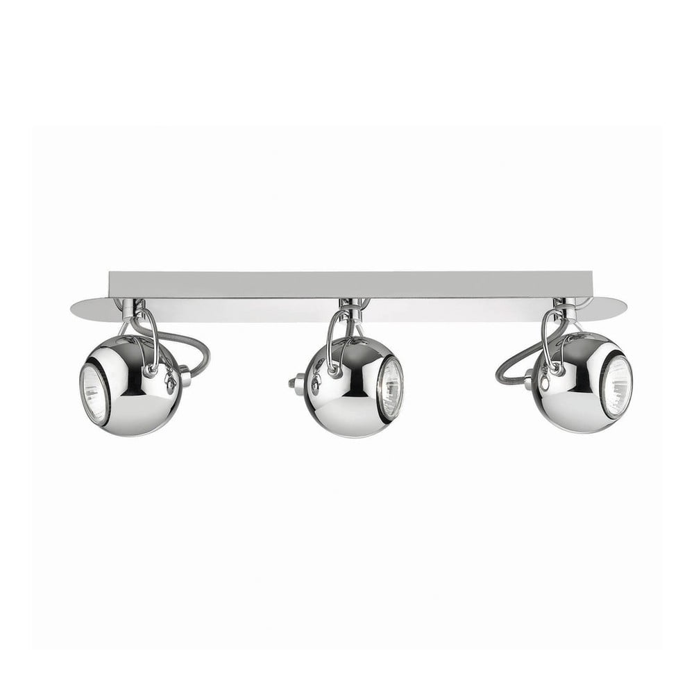 Nástěnnéstropní svítidlo Evergreen Lights Triple Point Chrome