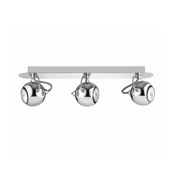 Corp de iluminat plafon/ perete Evergreen Lights Triple Point Chrome