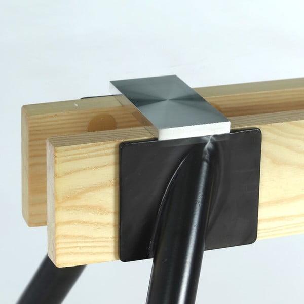 Konferenční stolek Ixia Transparent