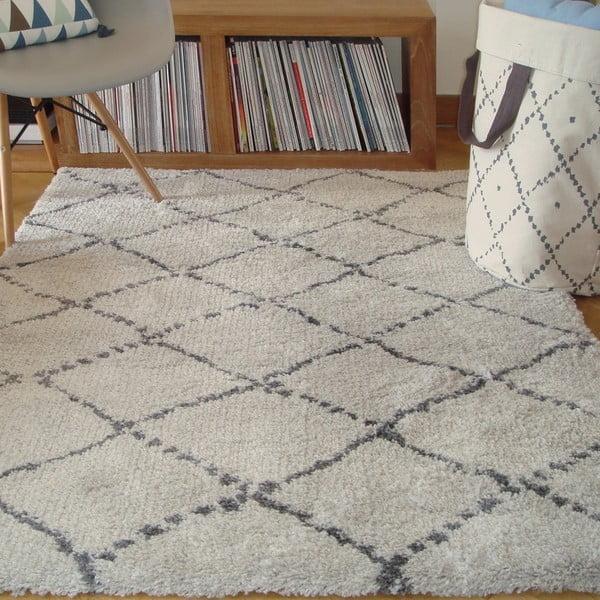 Béžový koberec Art For Kids Nomad, 160x230cm