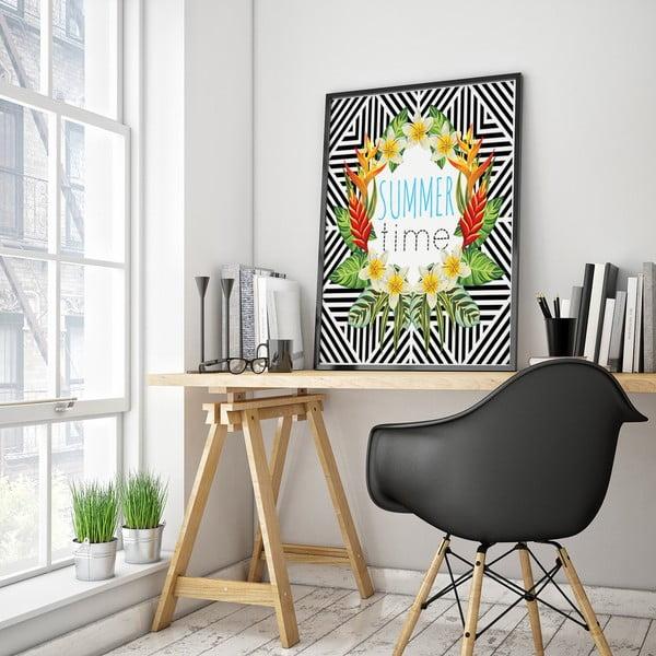 Plakát Summer Time, 30 x 40 cm