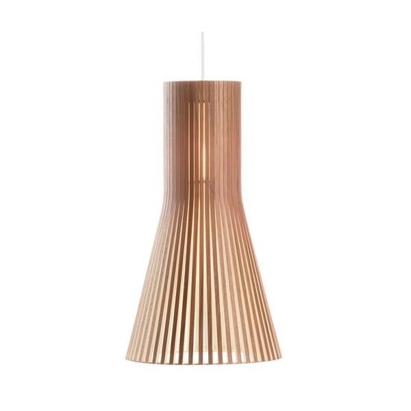 Závěsné svítidlo Secto 4201 Walnut, 45 cm