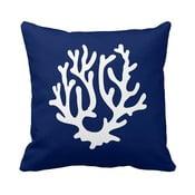 Polštář Dark Blue Coral