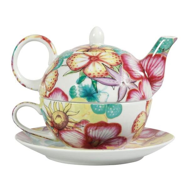 Porcelánová konvice Blooming, 0.5 l