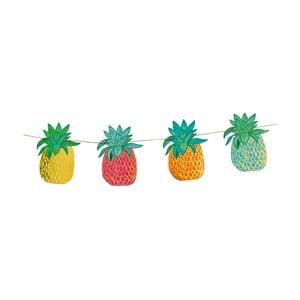 Ghirlandă Talking Tables Fiesta, ananas din hârtie