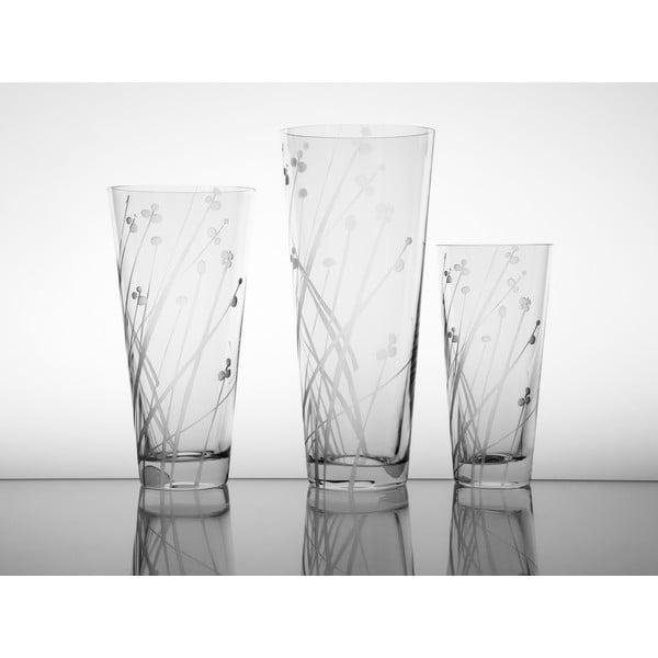 Ateliér Žampach, váza Len 20,5 cm