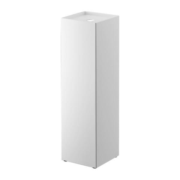 Biały stojak na papier toaletowy YAMAZAKI Tower