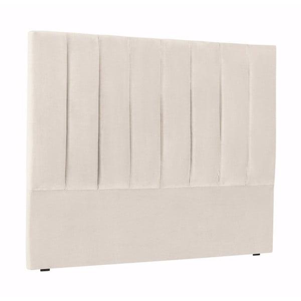 Tăblie pat Cosmopolitan Los Angeles, lățime 180cm, alb crem