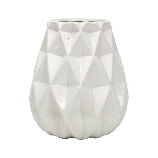 Váza Valencia Snow, 22 cm