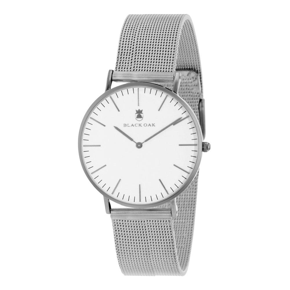 Stříbrné dámské hodinky Black Oak Steel  77d14eed88