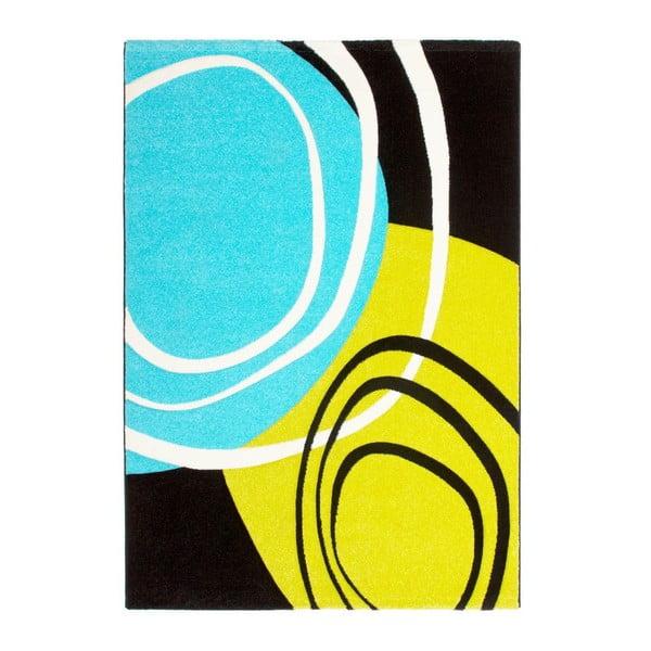 Koberec Lifestyle 114 aqua/green, 120x170 cm