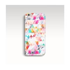Obal na telefon Marble Geometric pro iPhone 6/6S
