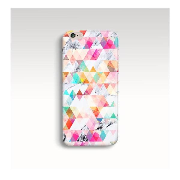 Obal na telefon Marble Geometric pro iPhone 5/5S