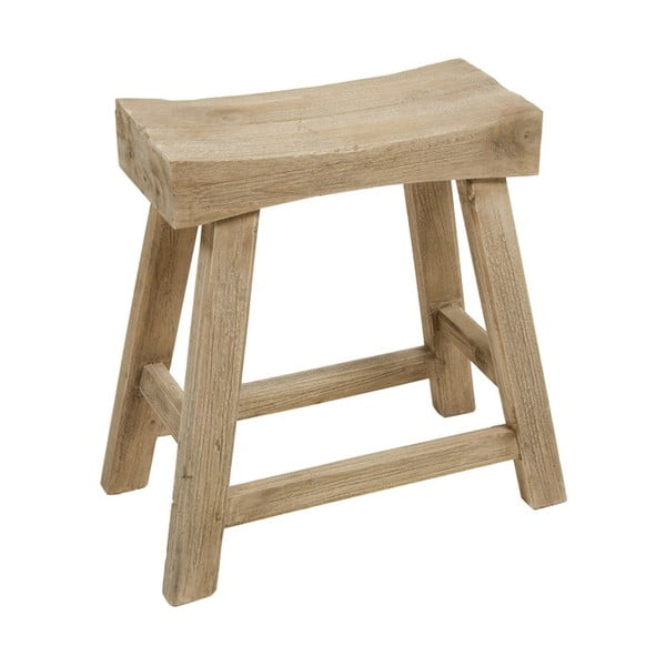 Stolička z teakového dreva Santiago Pons Levi