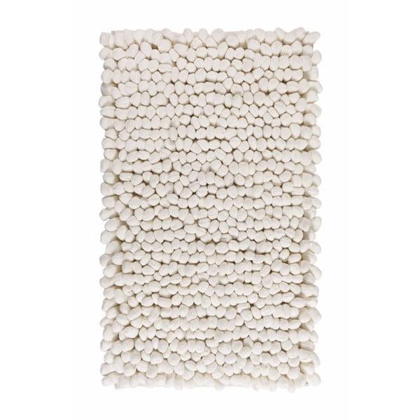 Koupelnová předložka Bodhi Ivory, 60 x 100 cm