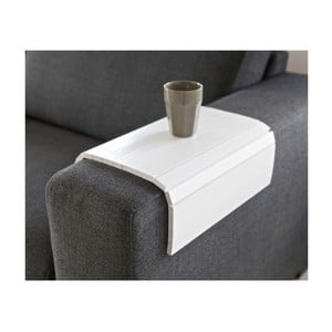 Cotieră flexibilă pentru canapea De Eekhoorn, alb