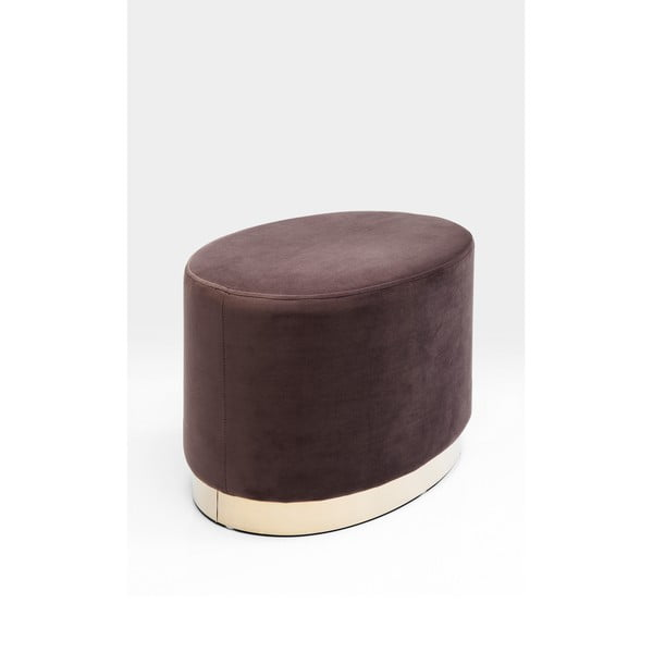 Hnědá stolička Kare Design Cherry, 60x40cm