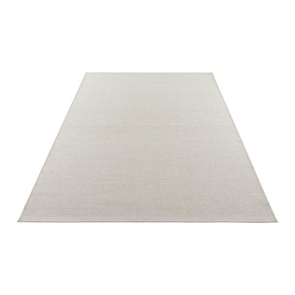 Světle béžový koberec vhodný i na ven Elle Decor Secret Millau, 140 x 200 cm