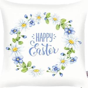 Povlak na polštář Apolena Happy Easter Time, 43x43cm