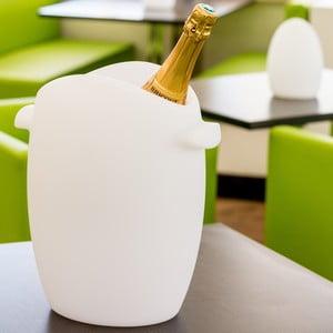 Plovoucí svítící chladič na lahve Champagne Bucket