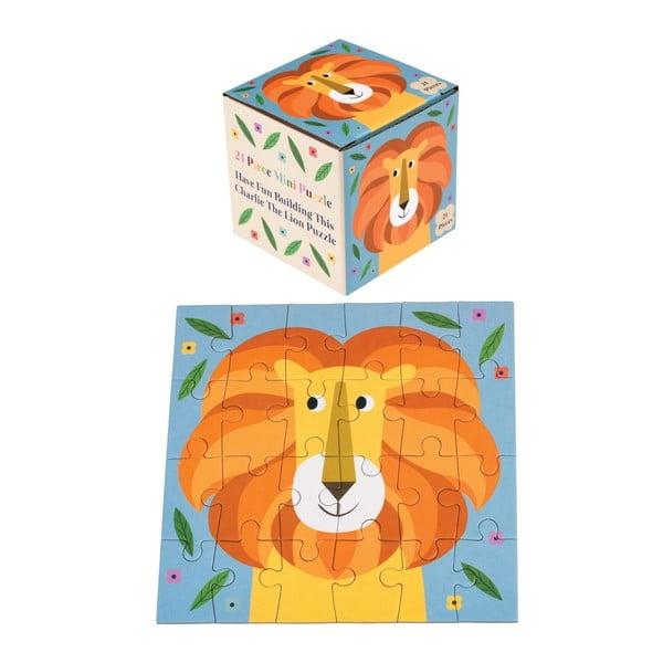 Puzzle 24 piese Rex London Charlie The Lion