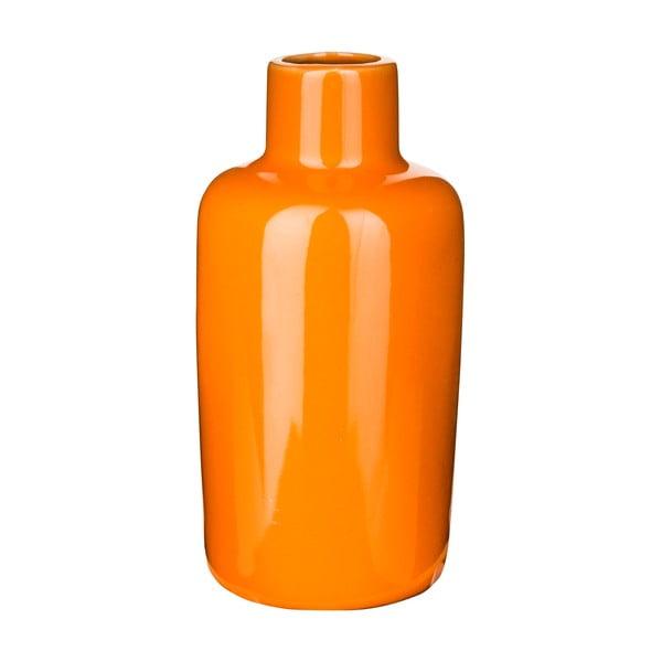 Váza Spring, vysoká oranžová
