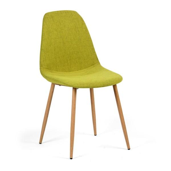 Jídelní židle Sky, zelená