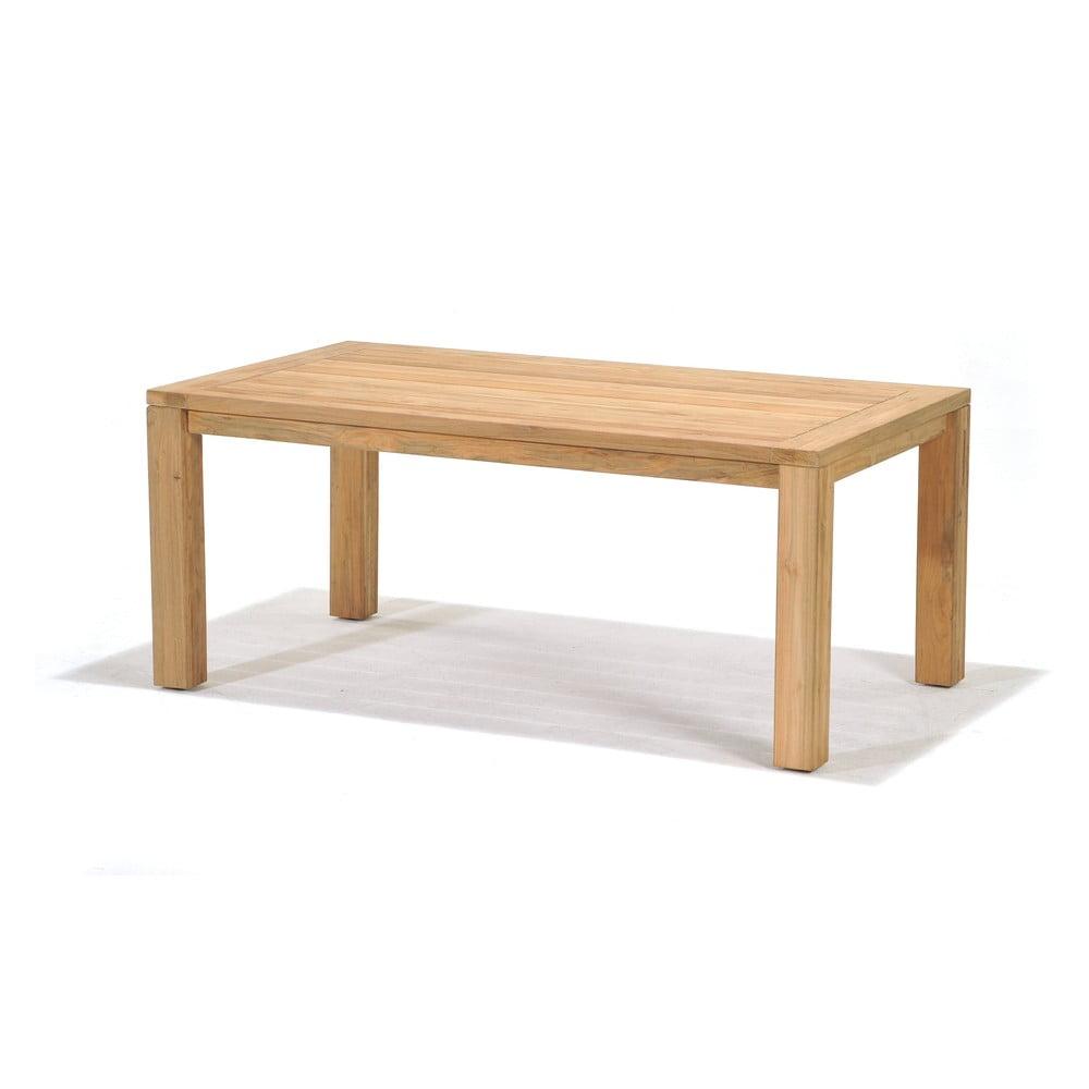 Zahradní stůl z teakového dřeva LifestyleGarden Jambi, 180x100cm