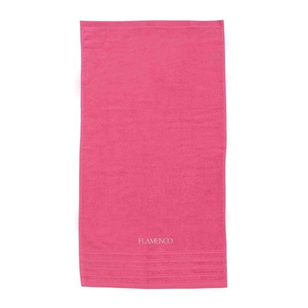 Sada 3 ručníků Flamenco Rosa