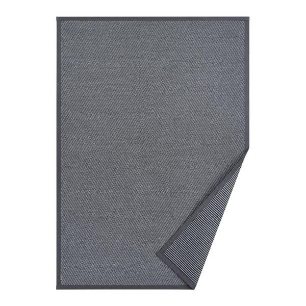Vivva szürke mintás kétoldalas szőnyeg, 160 x 100 cm - Narma