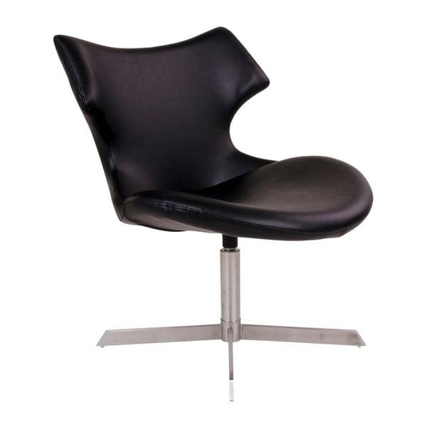 Zampi fekete fotel - House Nordic